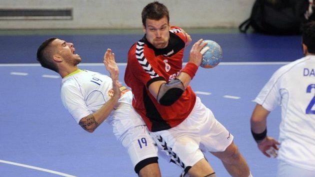Čeští házenkáři porazili v kvalifikaci ME Izrael. Jejich dalším soupeřem bude Černá Hora.
