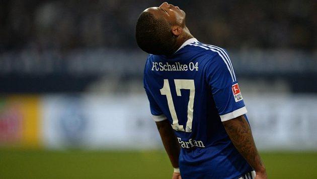 Fotbalista Schalke Jefferson Farfán.