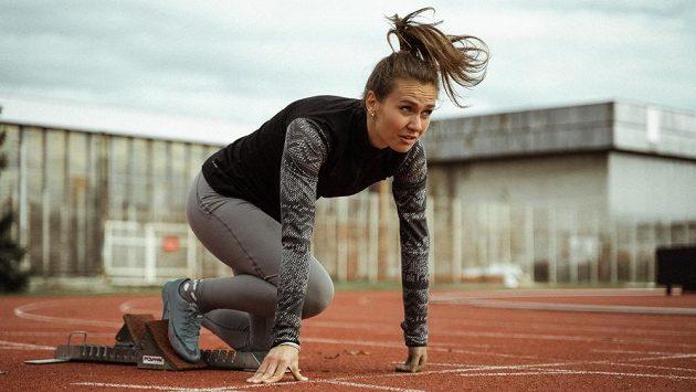Tereza Jakschová: Handicap mi nikdy nepřekážel. Ani u sportu