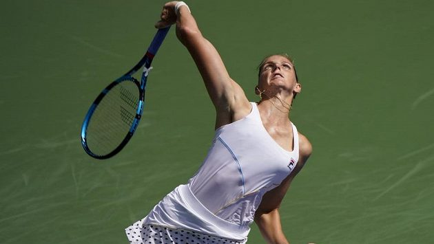 Turnajová čtyřka Karolína Plíšková porazila v prvním kole grandslamového tenisového US Open v New Yorku domácí Catherine McNallyovou