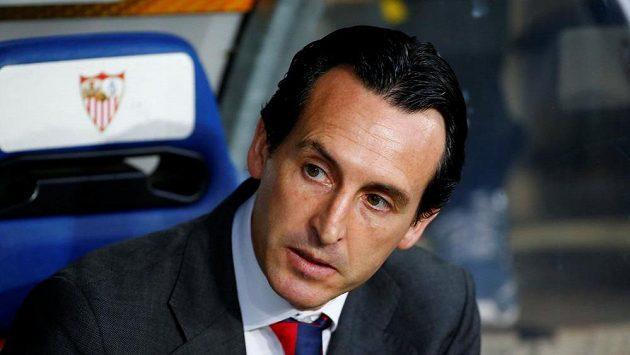 Nový trenér Paris St. Germain Unai Emery.