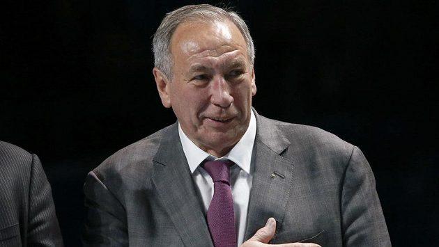 Šéf ruského tenisu Šamil Tarpiščev.