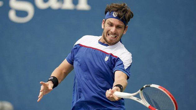 Brit Cameron Norrie se postaral o zatím největší překvapení US Open.