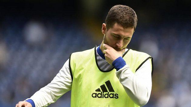 Belgičan Eden Hazard.