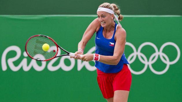 Petra Kvitová neměla s Maďarkou Babosovou slitování.