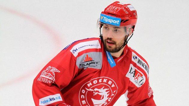 Bohumil Jank je novou posilou chomutovských hokejistů