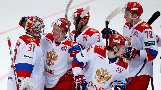 e08705b3c76b1 Rusové porazili Finsko a vyhráli Channel One Cup, Češi druzí - Sport.cz