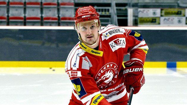 Slovenský útočník Štefan Ružička podepsal v Třinci smlouvu do konce letošní sezóny.