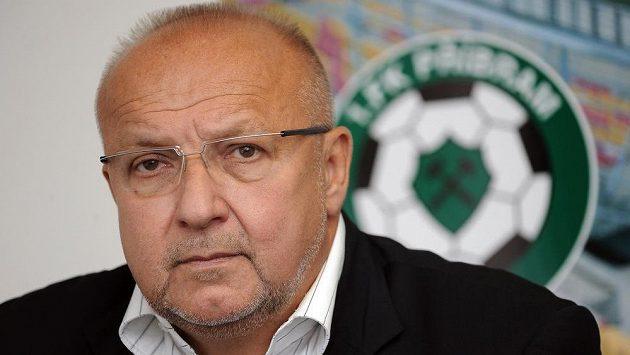 Příbramský boss Jaroslav Starka.