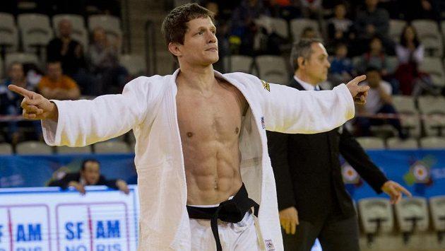 Judista Pavel Petřikov ovládl Evropský pohár v Praze, v kategorii do 60 kilogramů vyhrál všech pět zápasů.
