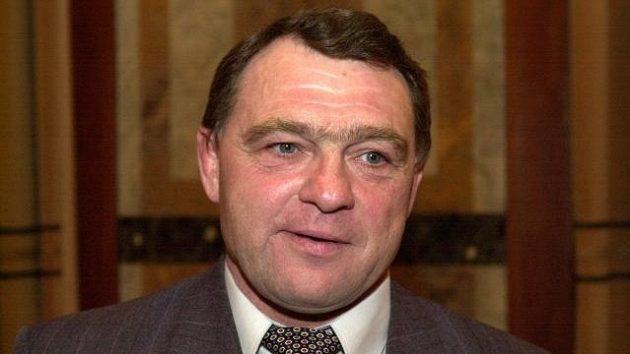 Olympijský vítěz v zápase Vítězslav Mácha na archivním snímku z roku 2000.