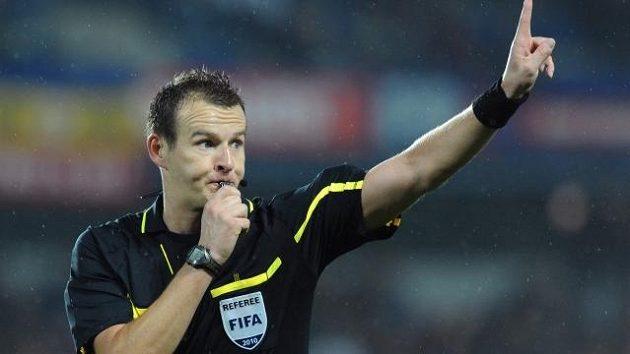 Fotbalový rozhodčí Pavel Královec už nechce podobný incident nikdy zažít.