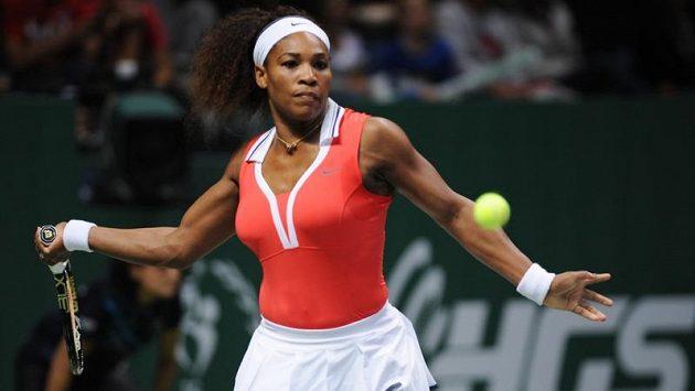Serena Williamsová na Turnaji mistryň v Istanbulu kráčí od výhry k výhře