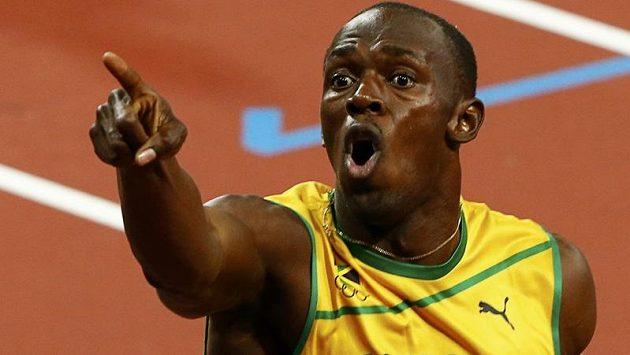 Na Usaina Bolta ani v Londýně nikdo neměl.