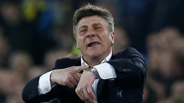 Walter Mazzarri po sezóně skončí na lavičce Watfordu.