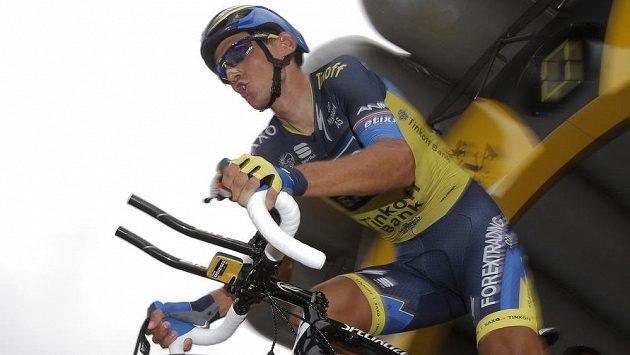 Český cyklista Roman Kreuziger se ve středu dozví, jestli může závodit.