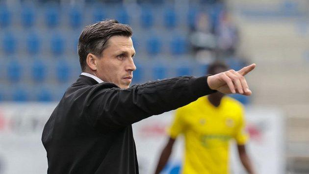 Jan Jelínek, kouč zlínských fotbalistů.