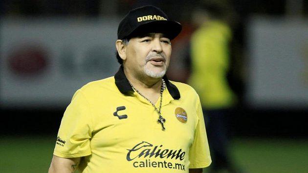 Diego Maradona (archivní foto).