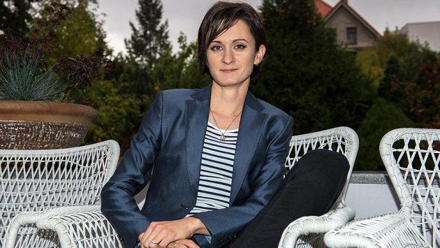 Rychlobruslařka Martina Sáblíková (archivní foto).