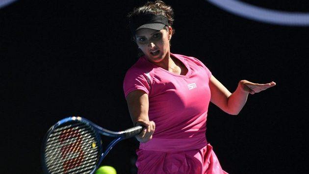 Sania Mirzaová.