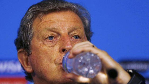 Trenér anglické reprezentace Roy Hodgson.