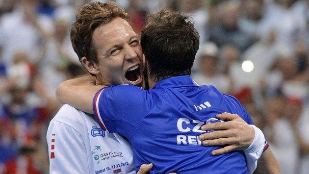 Dočkáme se radosti českých tenistů ze salátové mísy i příští rok?