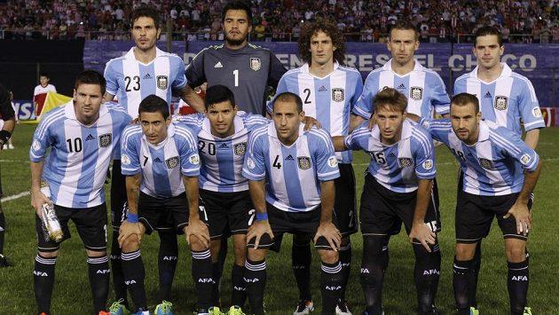 Jedním z velkých favoritů šampionátu bude Argentina.