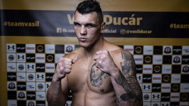 Kanadský rváč ho neleká. Vasil Ducár chce za mořem získat titul a zviditelnit český box.