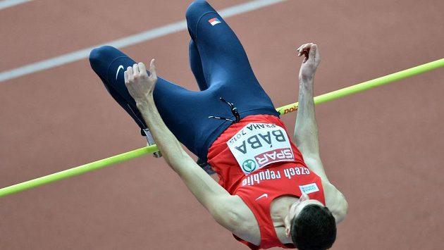 Jaroslav Bába a jeho skok v kvalifikaci.