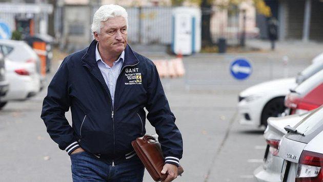 Trenér Miloš Říha byl propuštěn z nemocnice