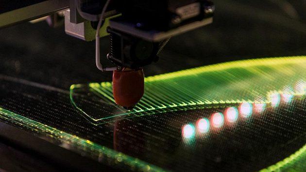3D tiskárna pracuje na botě, která se nejspíš zapíše do dějin.