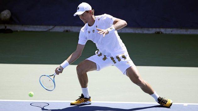 Český tenista Tomáš Berdych.