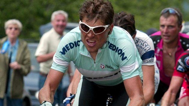 Bývalý cyklistický mistr světa a šampión Tour de France Jan Ullich.