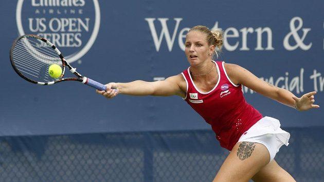 Tenistka Karolína Plíšková opustila elitní desítku žebříčku WTA