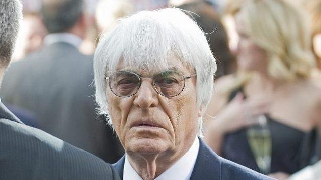 Šéf F1 Bernie Ecclestone má problémy