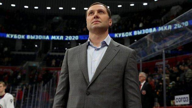 Bývalý kapitán ruské hokejové reprezentace Alexej Morozov se stal novým prezidentem Kontinentální ligy.