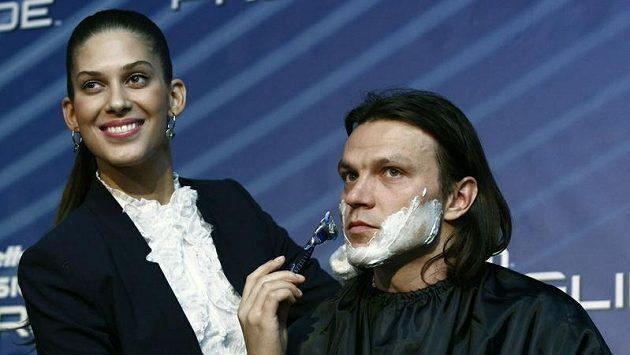 Tomáš Ujfaluši a Aneta Vignerová