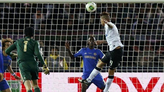 Guerrerova branka rozhodla o prohře Čechovy Chelsea.