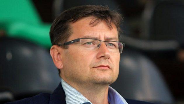 Nový předseda představenstva Baníku Ostrava Jan Wolf