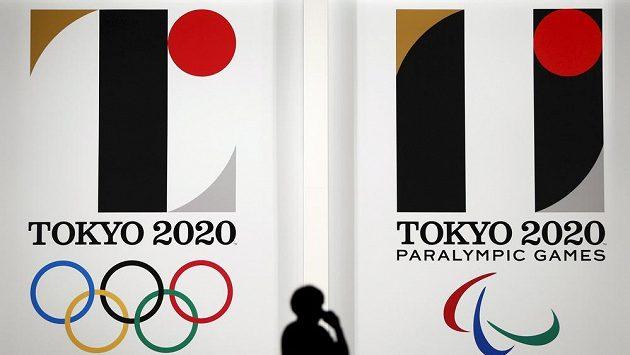 Logo pro OH v Tokiu 2020.