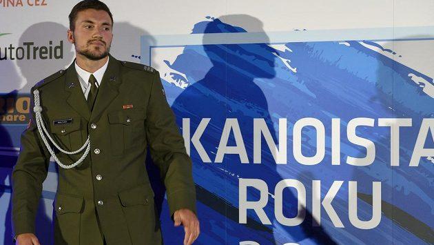 Titul získal mistr Evropy a medailista z MS Martin Fuksa.