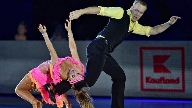 Tanečníci Jakub Mazůch a Tereza Vodičková patří v salse mezi světovou špičku.