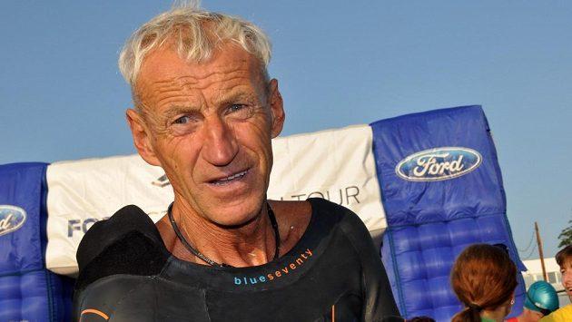 Miloslav Bayer, český starobní důchodce a mistr světa.
