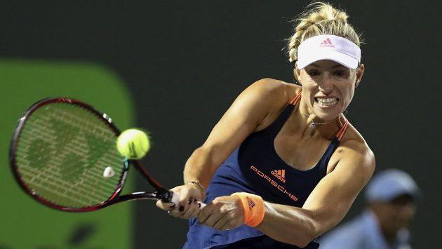 Německá tenistka Angelique Kerberová (ilustrační foto)