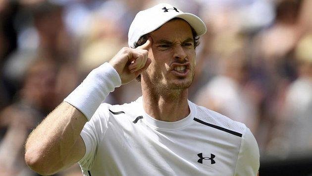 Andy Murray vyhrál v neděli Wimbledon, teď si ale potřebuje odpočinout.