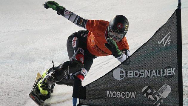 Česká snowboardistka Ester Ledecká. Ilustrační snímek