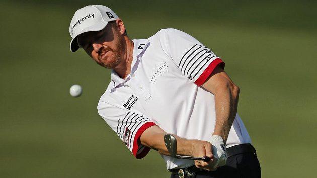 Jimmy Walker během druhého kola PGA Championship ve Springfieldu.