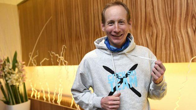 Běžec na lyžích Lukáš Bauer vše podřizuje úspěchu na MS