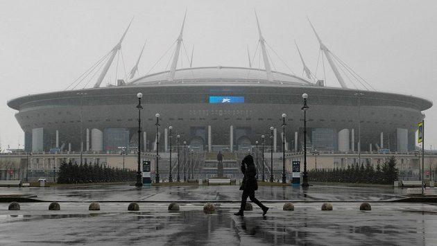 Všichni zemřeme, skandovali fanoušci Zenitu Petrohrad.