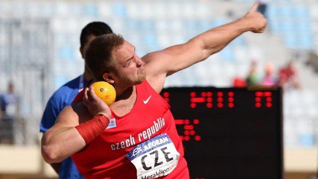 Koulař Tomáš Staněk zvítězil na mistrovství Evropy družstev.